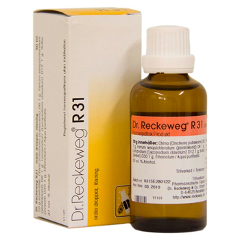 Image of   Dr. Reckeweg R 31 50 ml