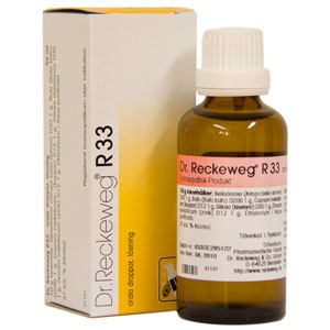 Image of   Dr. Reckeweg R 33 50 ml