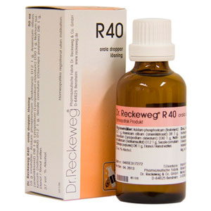 Image of   Dr. Reckeweg R 40 50 ml