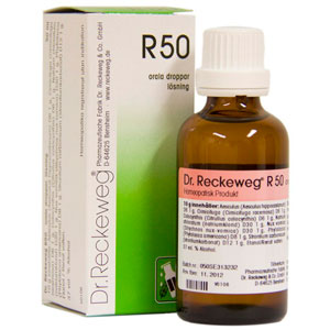 Image of   Dr. Reckeweg R 50 50 ml