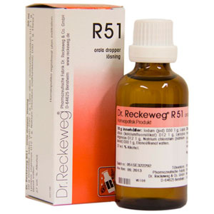 Image of   Dr. Reckeweg R 51 50 ml