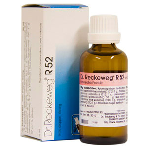 Image of   Dr. Reckeweg R 52 50 ml