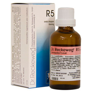 Image of   Dr. Reckeweg R 5 50 ml