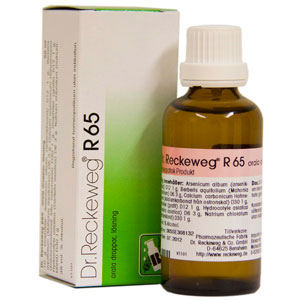 Image of   Dr. Reckeweg R 65 50 ml
