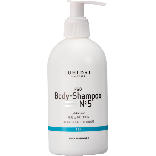 Juhldal PSO Body gel/shampoo no.5 250 ml
