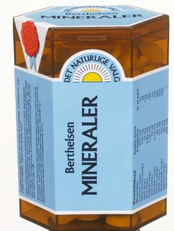 Image of   Berthelsen Mineraler 200 tab