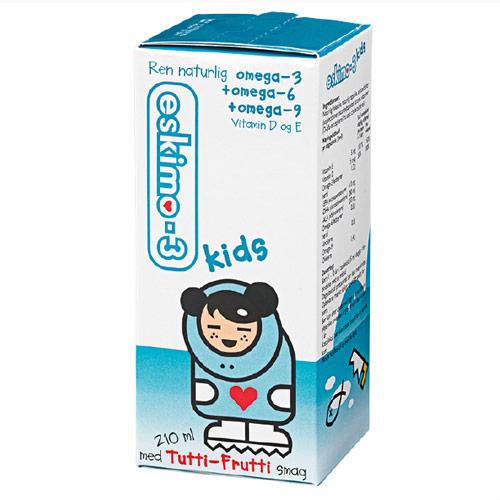 Eskimo- Kids trutti frutti smag 210 ml