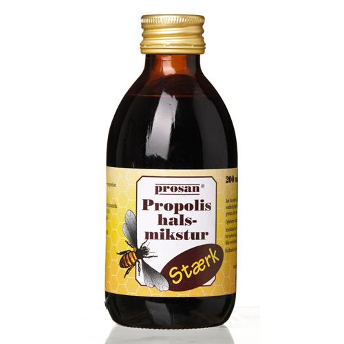 Prosan halsmikstur stærk 200 ml
