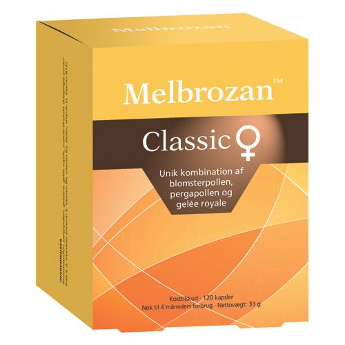 Image of Melbrozan Classic 120 kap