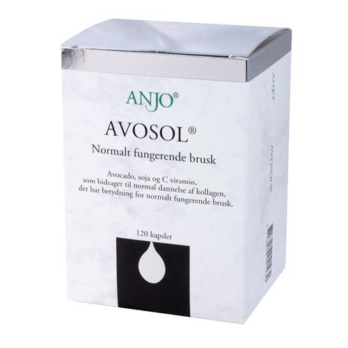 Image of Avosol 120 kap fra Anjo