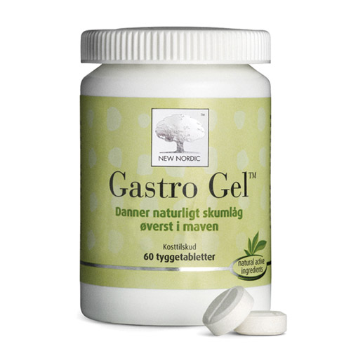Image of   Gastro Gel 60 tab