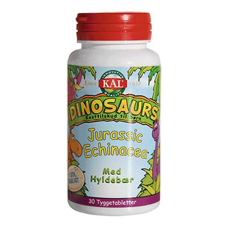 Image of DinoSaurs Echinacea tygge børn 30 tab fra Solaray