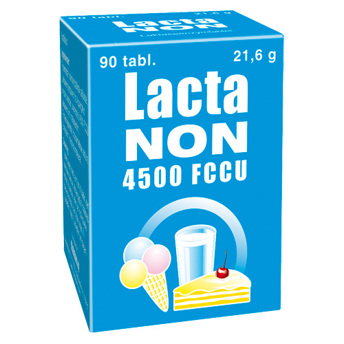 Image of   LactaNON 90tab