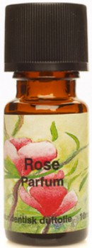 Rose duftolie 10 ml fra Unique Products