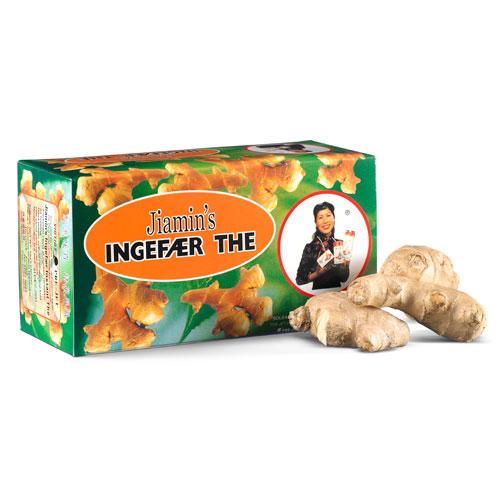 Ingefær the 18 g x 24 br
