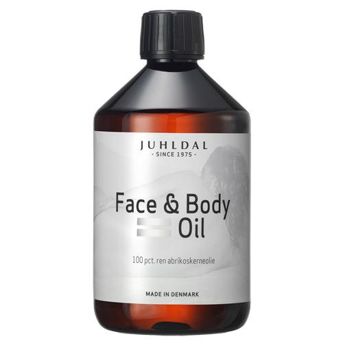 Juhldal Face & Body Oil 500l