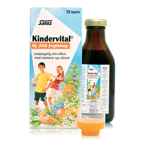 Image of KinderVital 250 ml