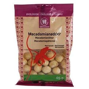 Urtekram macadamianødder fra Helse Helse
