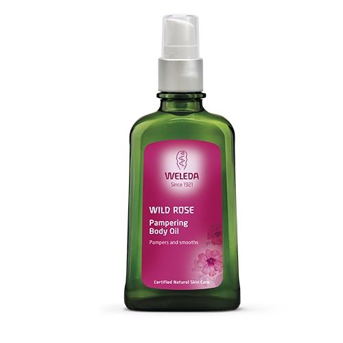 Weleda kropsolie - Vildrose - 100 ml