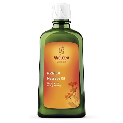 Weleda massageolie - Arnica - 200 ml