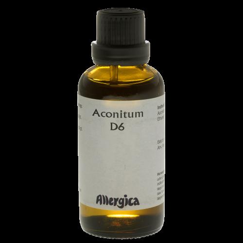 Image of   Aconitum D6 50ml fra Allergica Amba