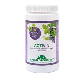 Image of   Activin1 kapsler 90 kap 50 mg vindruekerneekstrakt