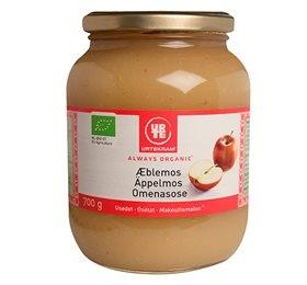 Æblemos usødet økologisk 700 gr fra Urtekram