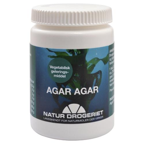 Image of   Agar-agar pulver 50gr