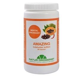 Image of   Amazing 400 mg 90 kap fra Natur Drogeriet