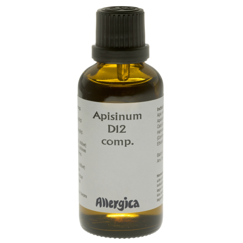 Image of   Apisinum D12 composita 50 ml fra Allergica