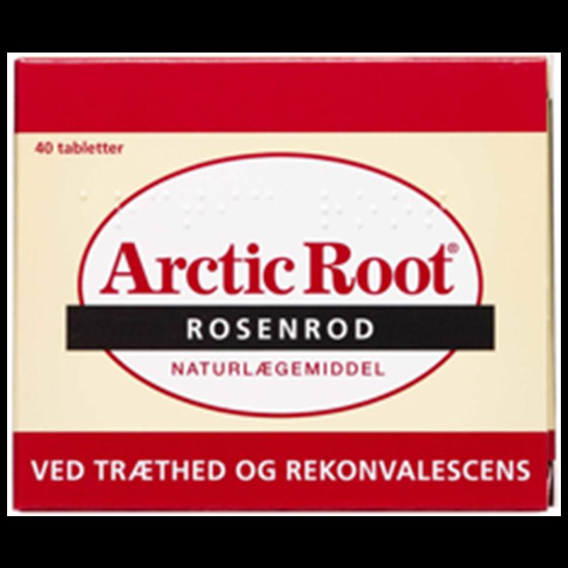Billede af Arctic Root Rosenrod 145 mg 40tab