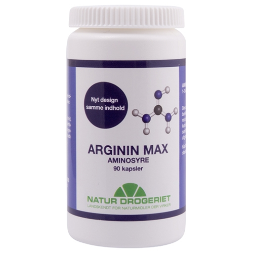 Image of Arginin Max 90 kap