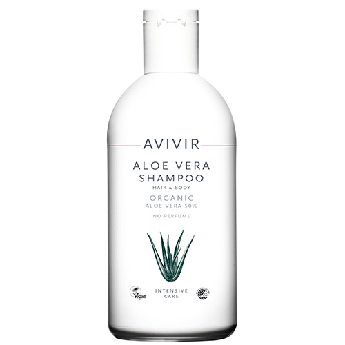Image of Avivir Aloe Vera Shampoo 300 ml
