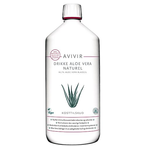 Image of Avivir Aloe Vera drikke 1000 ml