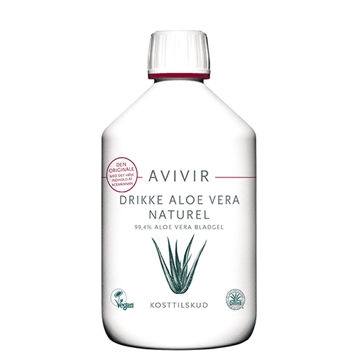 Image of Avivir Drikke Aloe Vera 500 ml