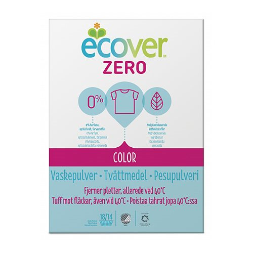 Tilbud på Vaskepulver 7,5kg fra Ecover
