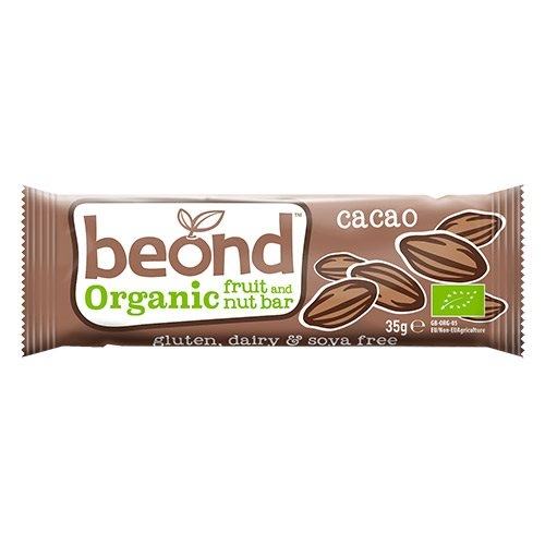 Image of Raw choc bar 40gr fra Beond organic