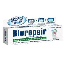 Image of   BioRepair tandpasta grøn - total beskyttelse