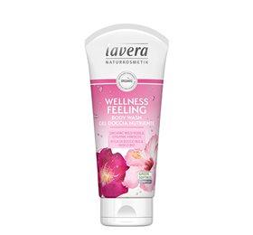 Showergel Rose Garden 150ml Lavera