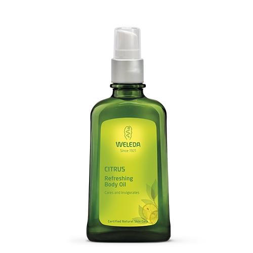 Weleda Body Oil - Refreshing Citrus - 100 ml