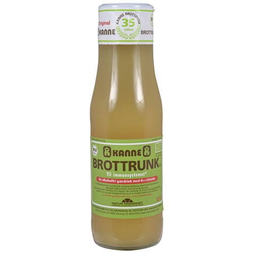Image of Brottrunk økologisk 750 ml