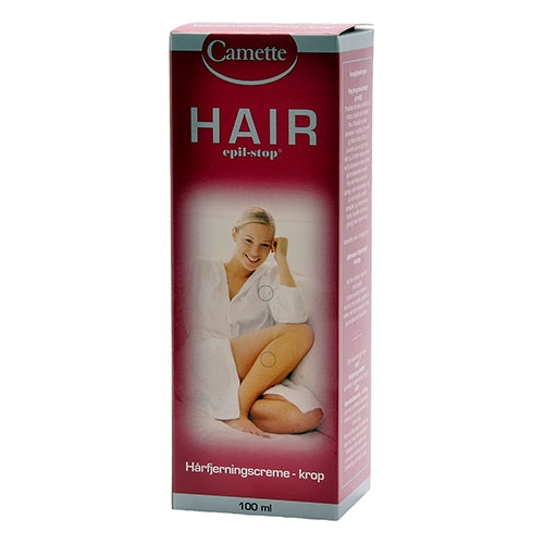 Image of   HAIR Hårfjerningscreme - krop 100ml