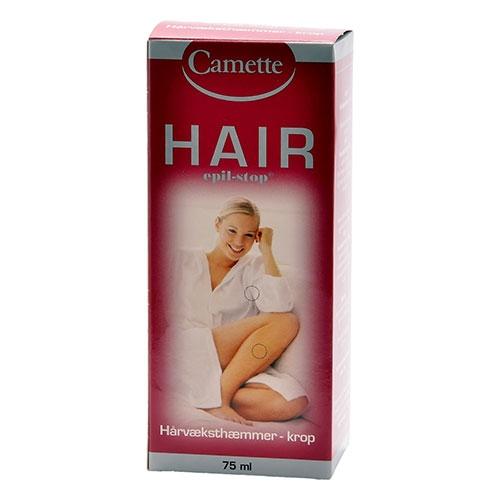 HAIR Hårvæksthæmmer - krop 75ml