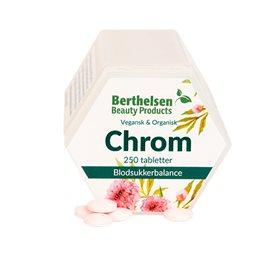 Image of   Chrom 62,5 mcg 250 tab fra Berthelsen