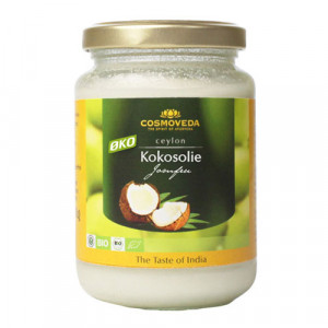 Cosmoveda Jomfru Kokosolie Ø (370 ml)
