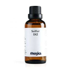 Sulfur D12, 50 ml.