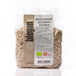 Biogan Solsikkekerner Ø (1 kg)