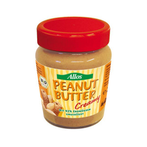 Allos Peanutbutter Creamy Ø (227 g)