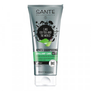 Conditioner hair brilliant care Sante 200 ml.