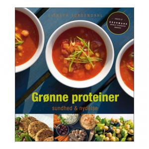Grønne Proteiner - Sundhed og Nydelse Bog (1 stk)